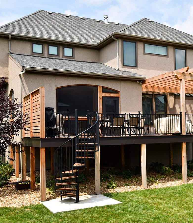 Custom Deck Building Company